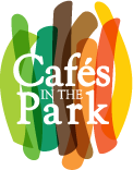 Cafes in the Park Logo